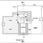 Ekta Empress Terrace Plan