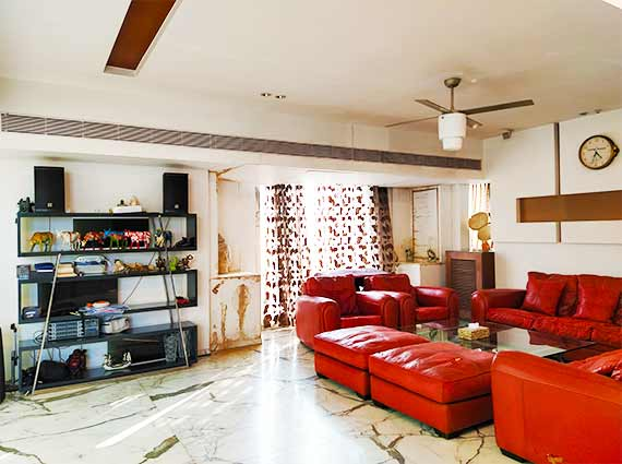 Furnished Penthouse for Sale Bandra West
