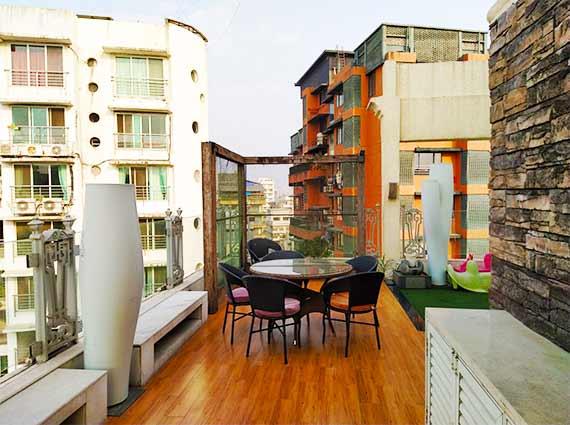 Terrace Apartments Bandra West Mumbai