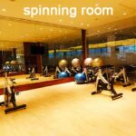 The Imperial Gym Spinning Room