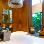 Rustomjee Elements Lobby Area