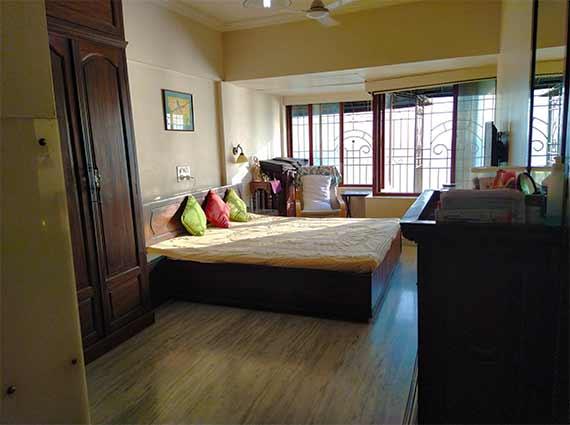 Ganga Bhavan 2 BHK Properties Sale JP Road