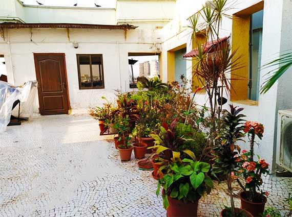 1 BHK Terrace Apartment Ganga Bhavan