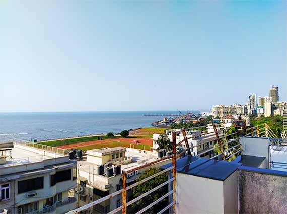 4 BHK Penthouse Nepean Sea Road