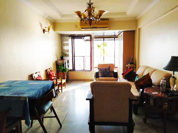 Sea facing Apartments Versova Mumbai