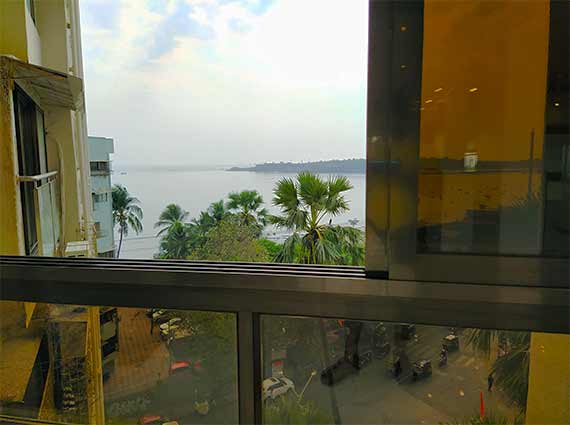 Sea View Flats Mumbai