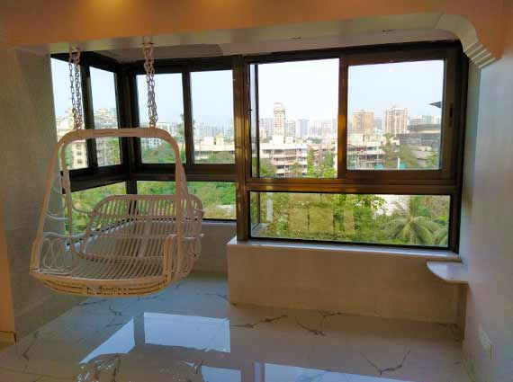 Everest Apartments Versova 3 BHK