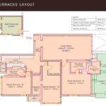 3 BHK terrace Apartments Bandra