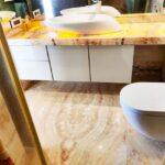 3 BHK Chand terraces Bathroom