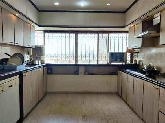 spacious kitchen large bedrooms duplex 4 bhk sale