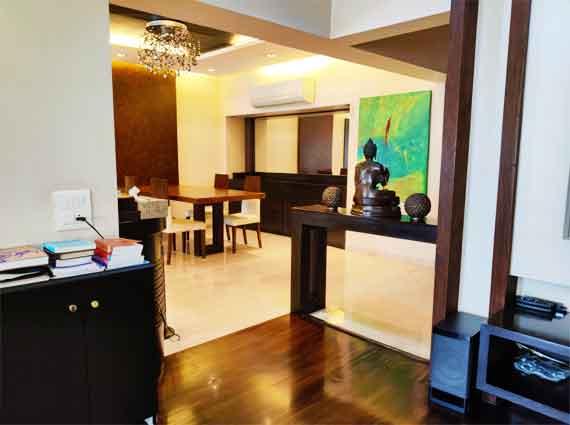 beautiful large bedroom bandra Mumbais duplex 4 bhk