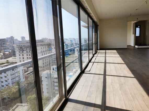 4 Bed bandra penthouse