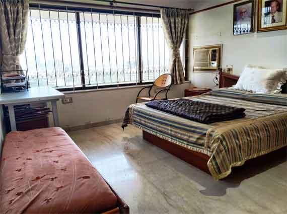 spacious bedrooms arjuna towers duplex 4 bhk bandra west