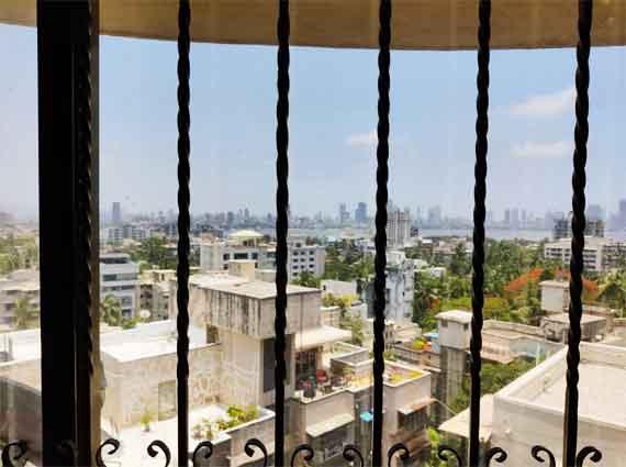 bandra west home duplex 4 bhk arjuna towers