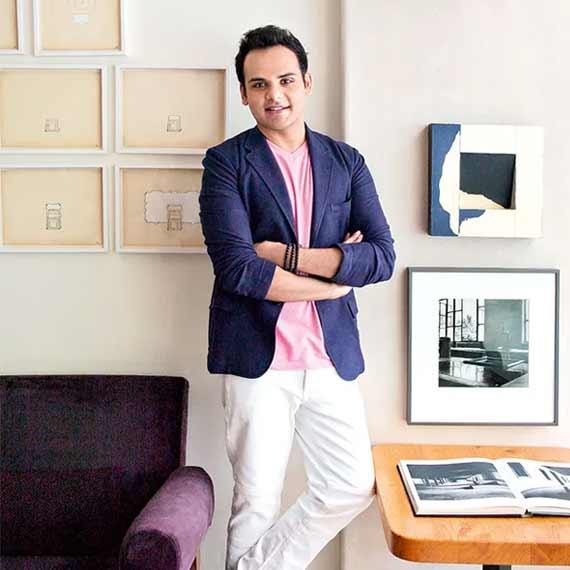 Ashiesh Shah Bollywood Interior Designer