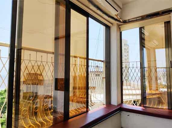duplex 4 bhk bandra west apartment