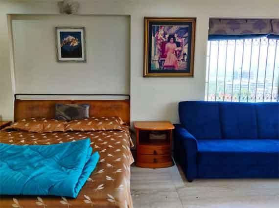 bandra west home duplex 4 bhk