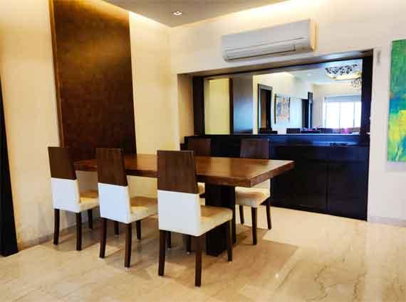 beautiful bandra west home duplex 4 bhk