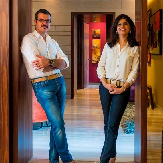 Seza Interior Designers Mumbai India