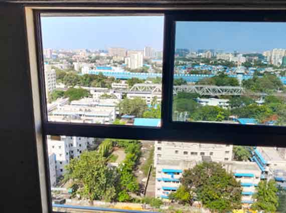 higher floor apartment bandra