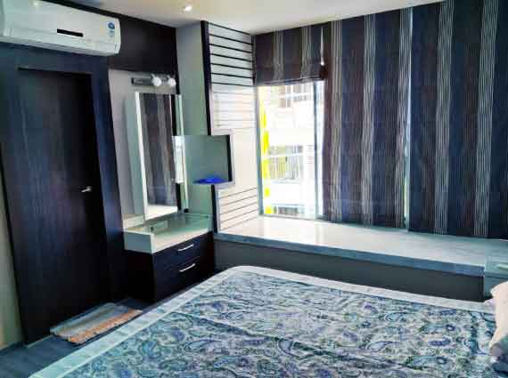 jolly Highrise apartment for sale