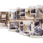 Royal Suites Isometric View South Bay