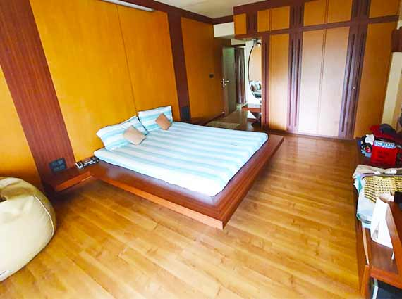 4 BHK Furnished Apartments