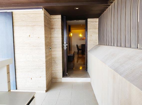 Bandra Chand Terraces luxury house