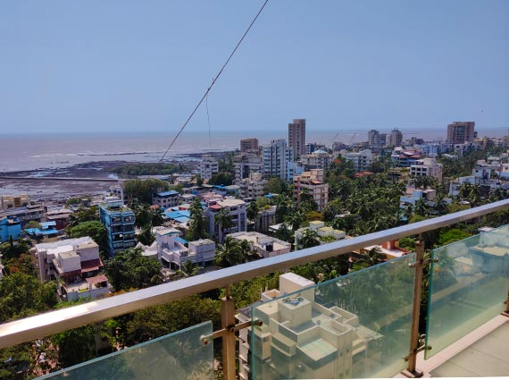 Bandra sea view chand terraces
