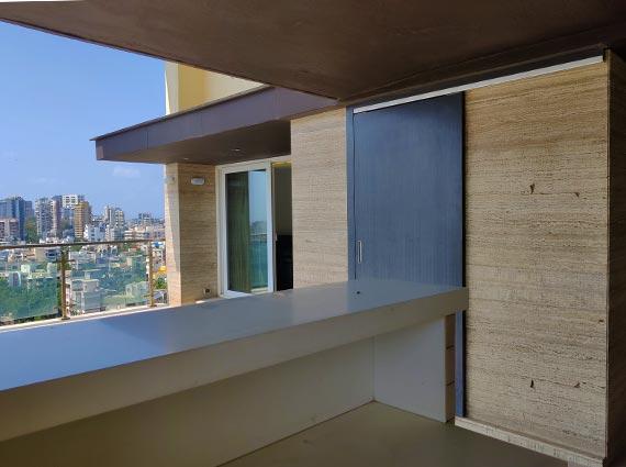 chand terraces balcony city view bandra