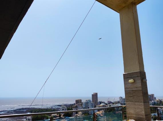 sea view bandra mumbai 3 bhk