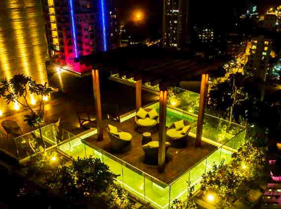gorgeous terrace suites