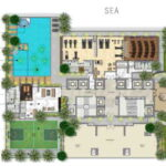 sea facing apartments property layout
