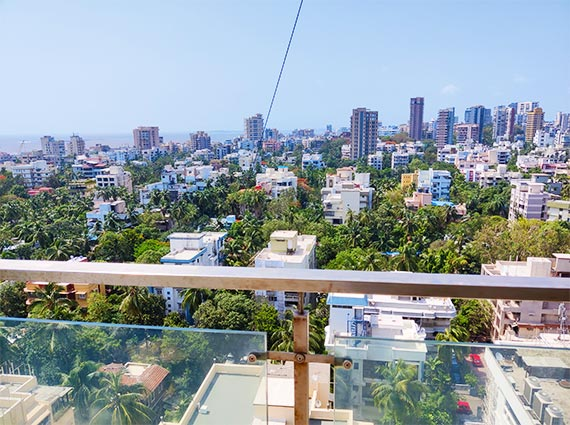 sea facing property chand terraces for sale mumbai