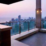 sea facing terrace flat Mumbai