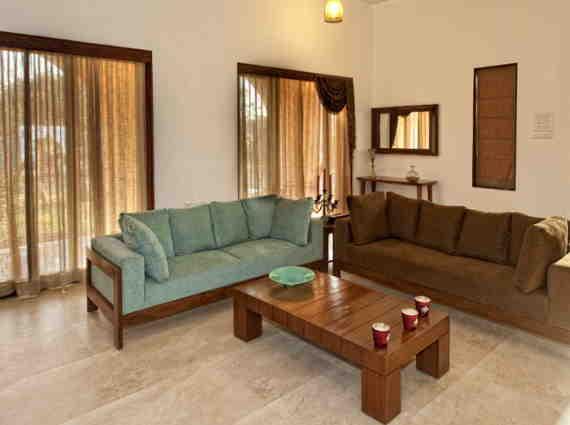 4 bhk villas livimh room