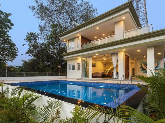 Villas Properties Alibaug