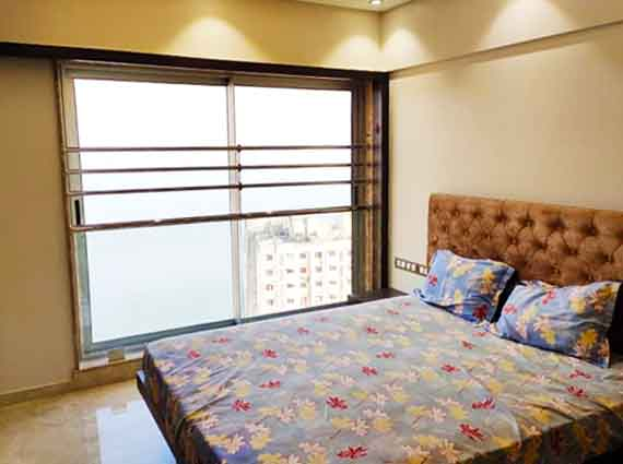 South Mumbai Penthouse Ocean 360