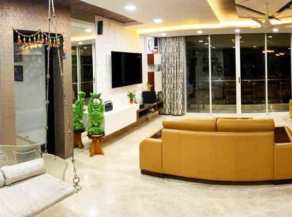 luxurious 5 BHK andheri west mumbai