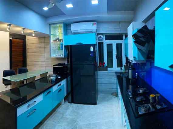 spacious 5 BHK andheri west mumbai