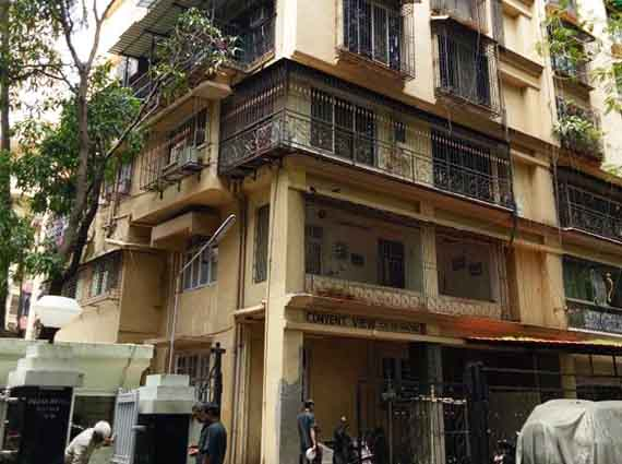 Convent View Apartment bandra west