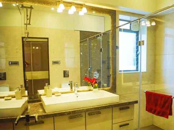 3 BHK peddar road apartment south mumbai