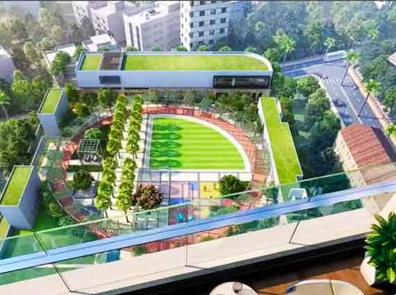3 BHK Mahalaxmi Vivarea Residential Complex