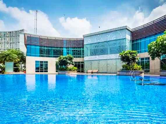 4 BHK Mahalaxmi Vivarea Residential Complex