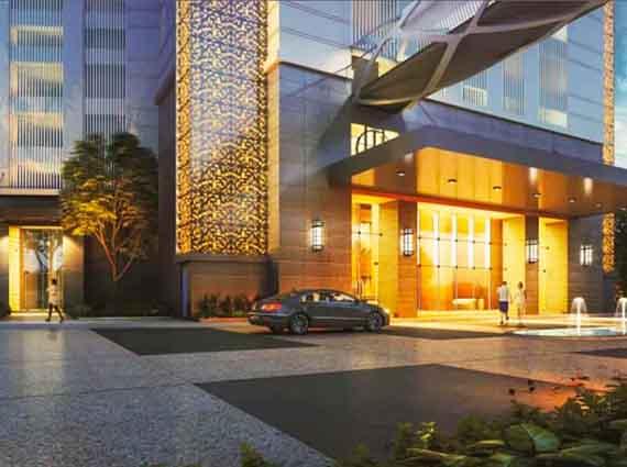 Residences Raheja Vivarea South Mumbai Apartments