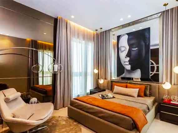 Raheja Vivarea South Mumbai apartments