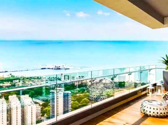 4 bhk Apartments South Mumbai