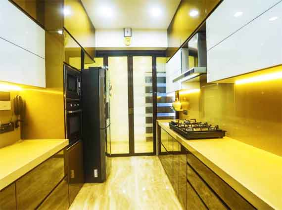 3 BHK peddar road Vimla mahal apartment