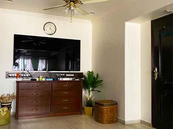 3 bhk apartment bandra west mumbai