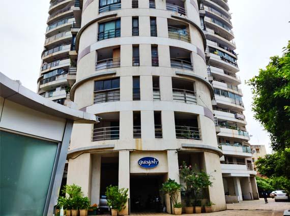3 BHK Harmony Tower Worli